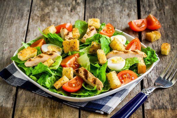Salata Tüketmenin Altı Faydası