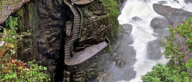 kanyon merdivenleri