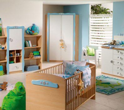 bebek odası zemin fikri