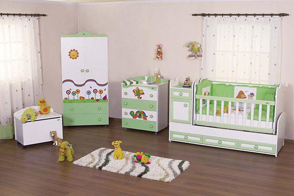 bebek odası zemin